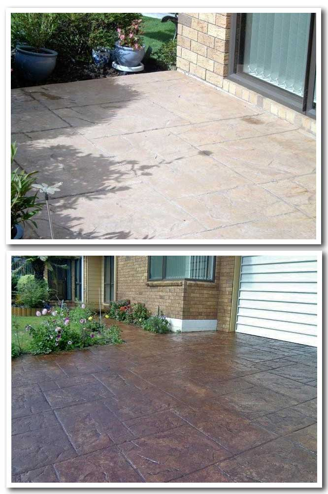 Concrete Resurfacing And Refinishing