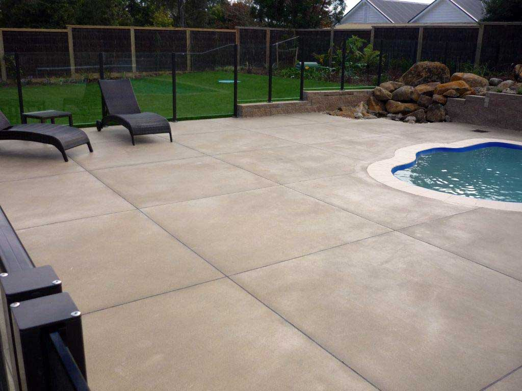 Concrete Pool Patios And Decks Auckland